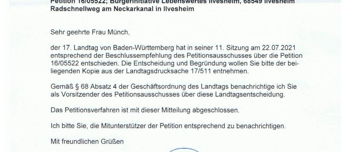 2021.07 Petitionsentscheidung